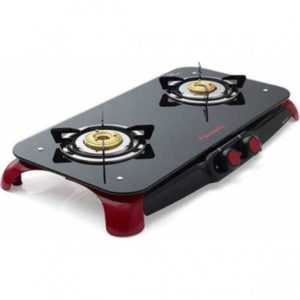 Butterfly Signature two burner glass top gas cooker LKR14990