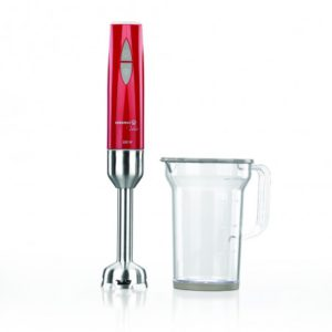 Vertex Duo Blender Set Inox – Red-A444-04 LKR 9,000
